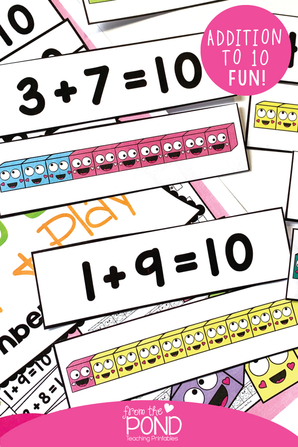 Our engaging activities will make your students want to play over and over again - ensuring that much-needed repetition.