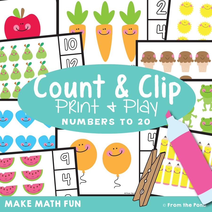 Count & Clip