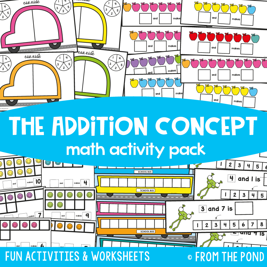 Math Pack 9 - The Addition Concept