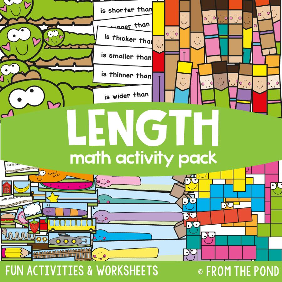 Math Pack 10 - Length