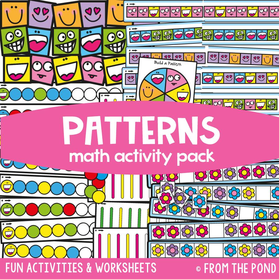 Math Pack 13 - Pattern Awareness