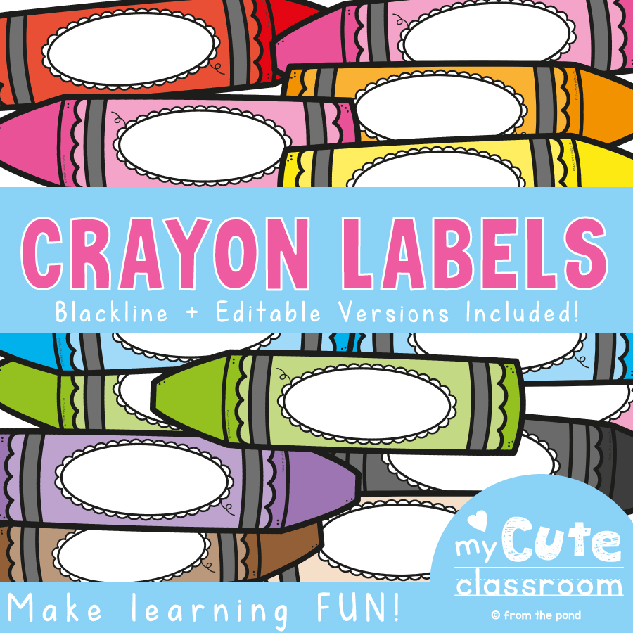 Crayon Labels