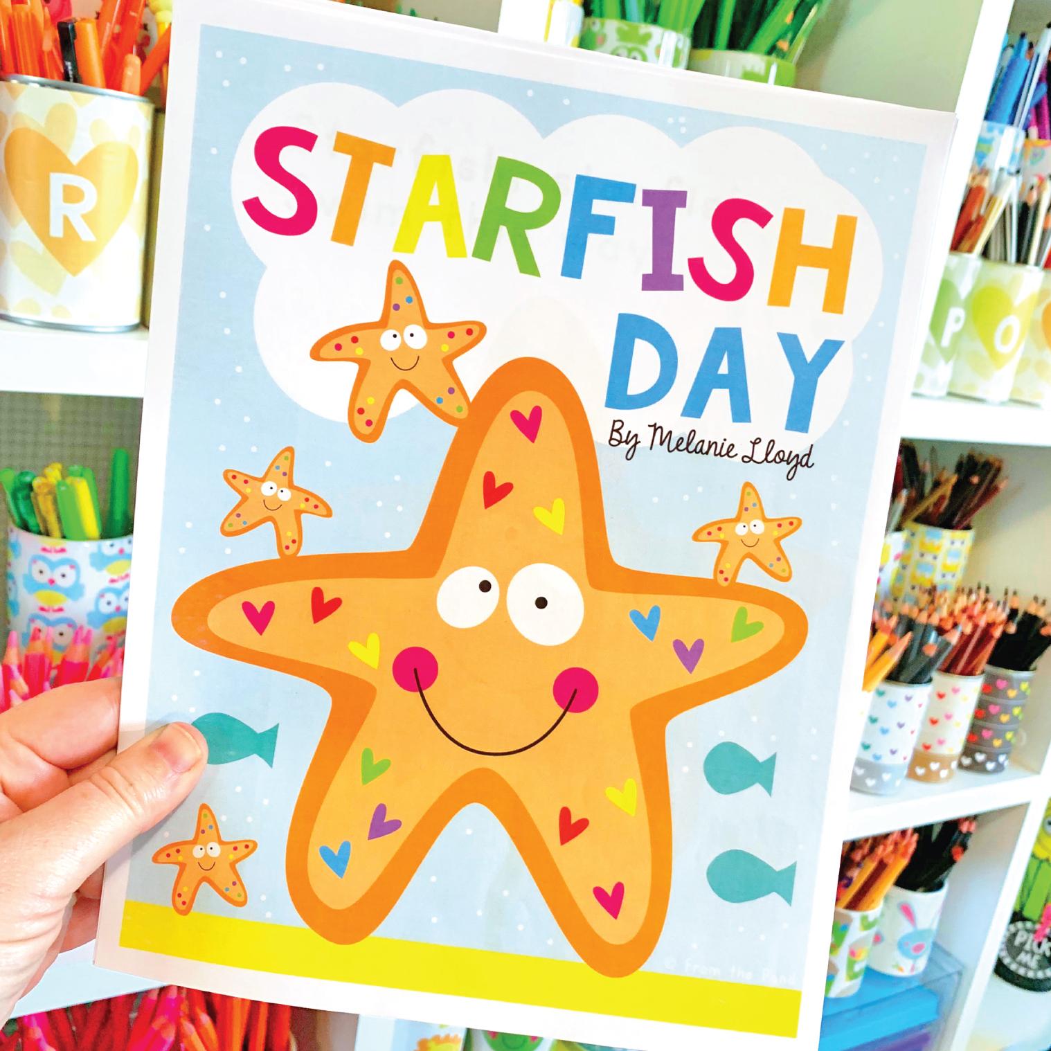 Starfish Day Reading Pack
