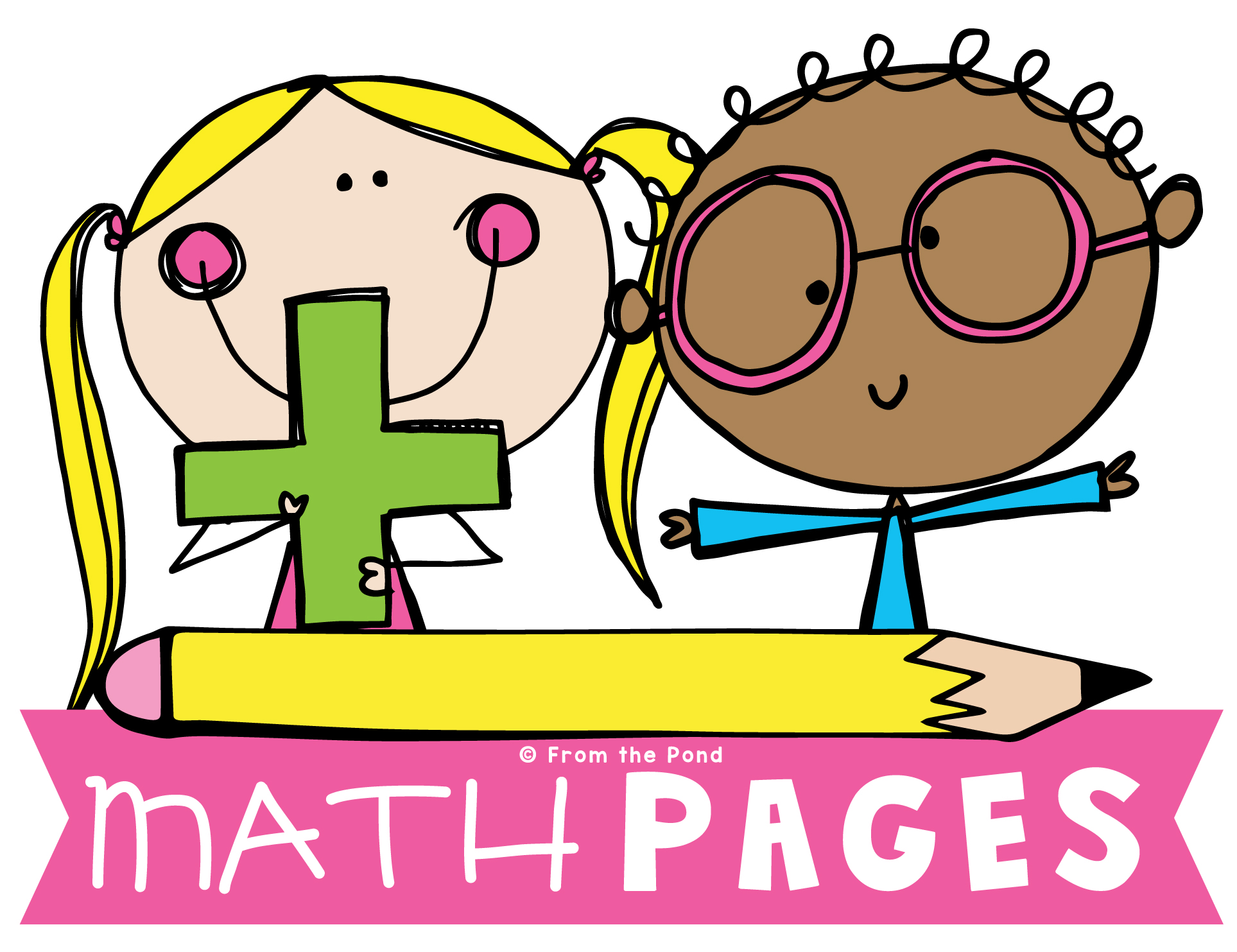 Fast to prep and engaging for students! Math Pages support your math activities and games.