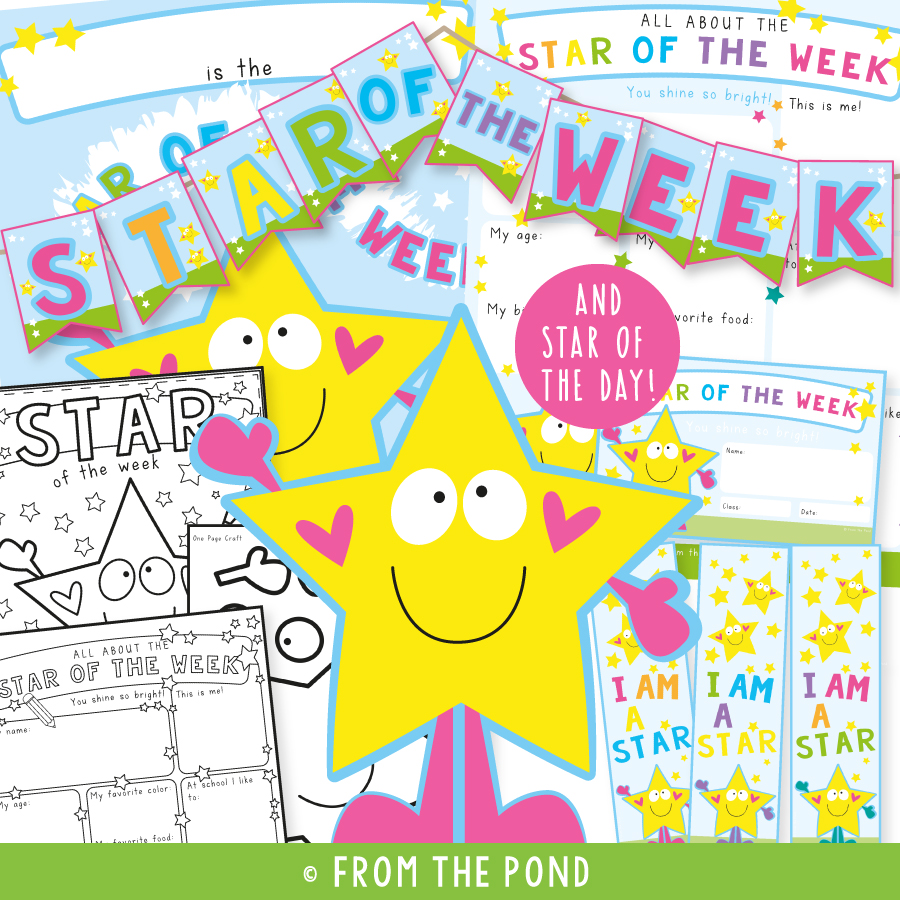Star of the Week / Day