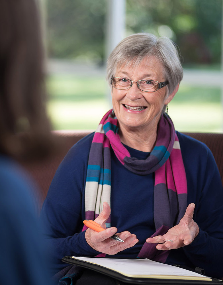 With a people career spanning over 40 years, Lesley is a highly qualified Careers Advisor