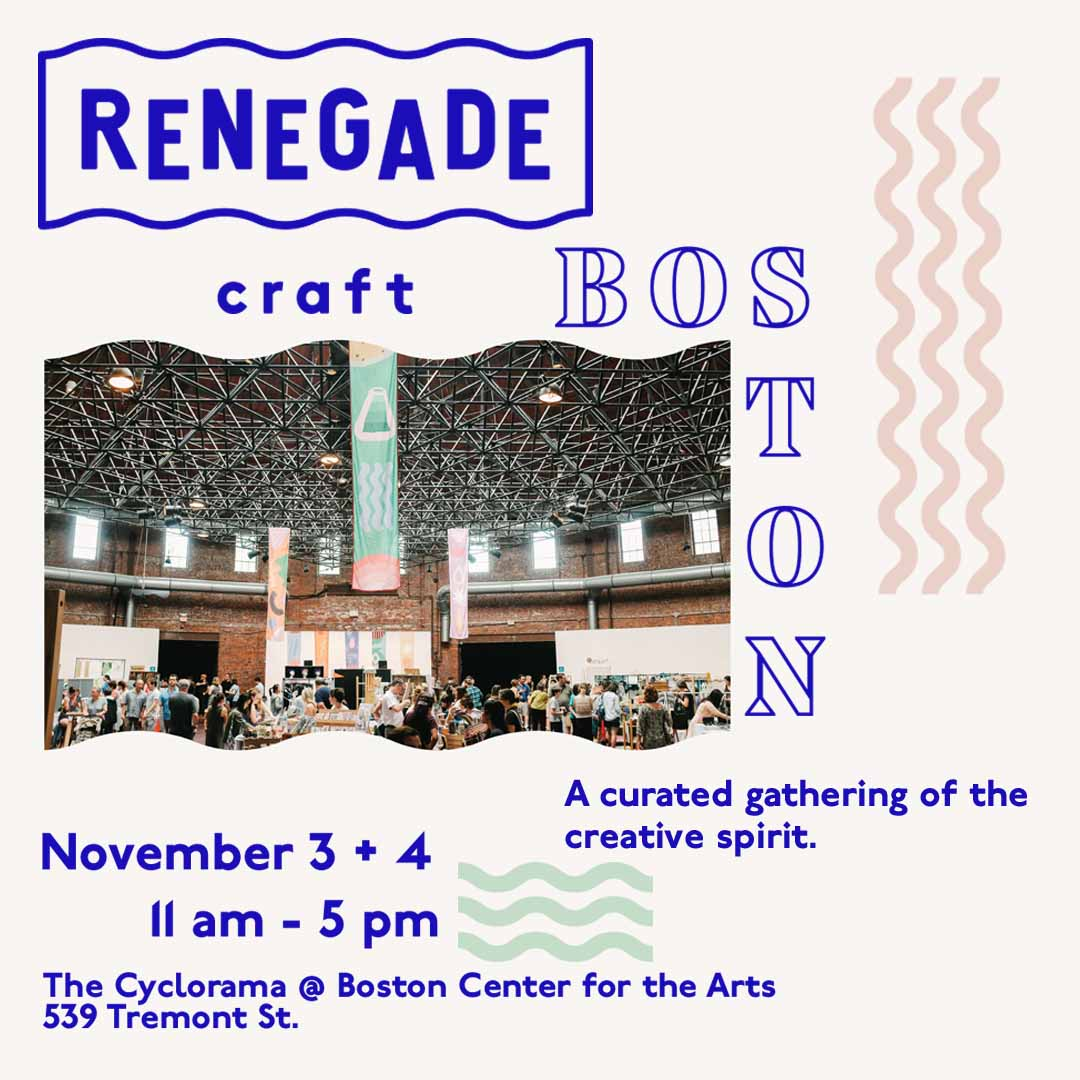 renegade craft wild sundays