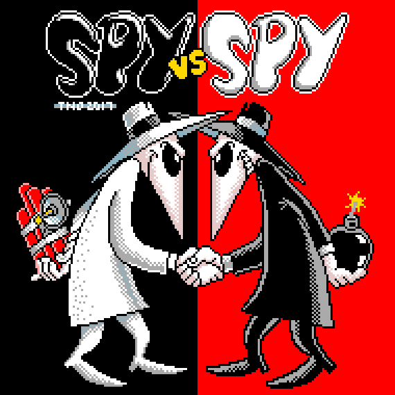 Spy VS Spy Face-Off