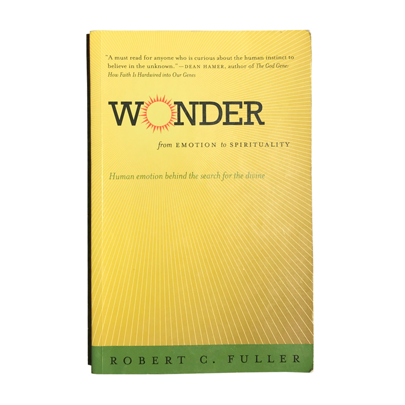 Wonder by Robert C. Fuller