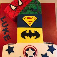 superhero number one cake.jpg