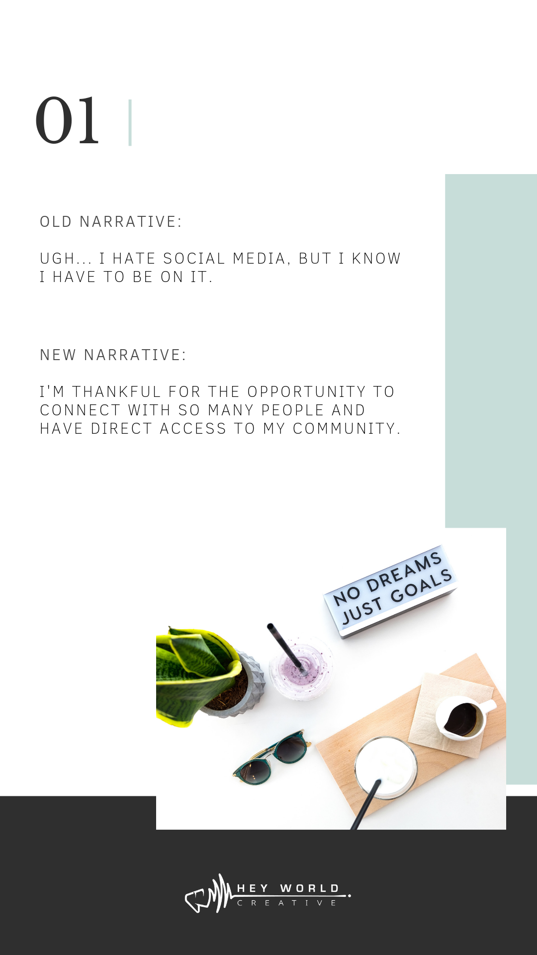 Social Media Marketing Narrative