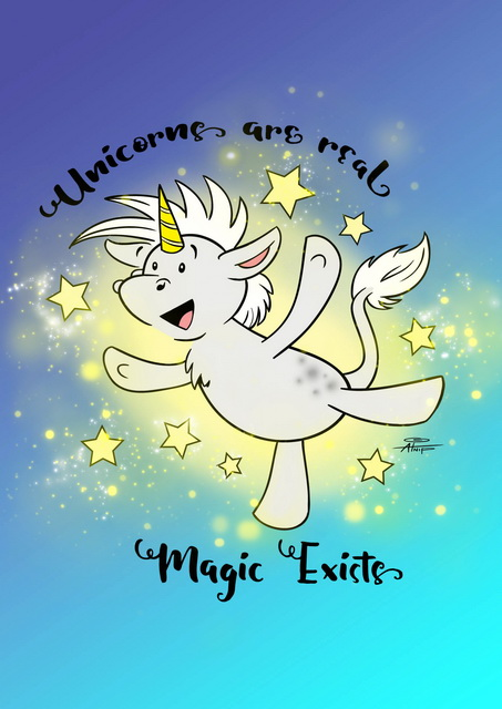 Unicorns are Real, Magic Exists