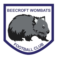 Beecroft Wombats Football Club  Beecroft Wombats Football Club is a family oriented club with a history of more than 50 years. Our objective is to provide a forum for all players to maximise their enjoyment of football, to develop skills and fitness, while ensuring that the game is played in the true attitude of sportsmanship. Football is a team sport and we emphasise that players, coaches, managers and supporters understand and learn through this, in a welcoming and supportive environment for all.   More Info