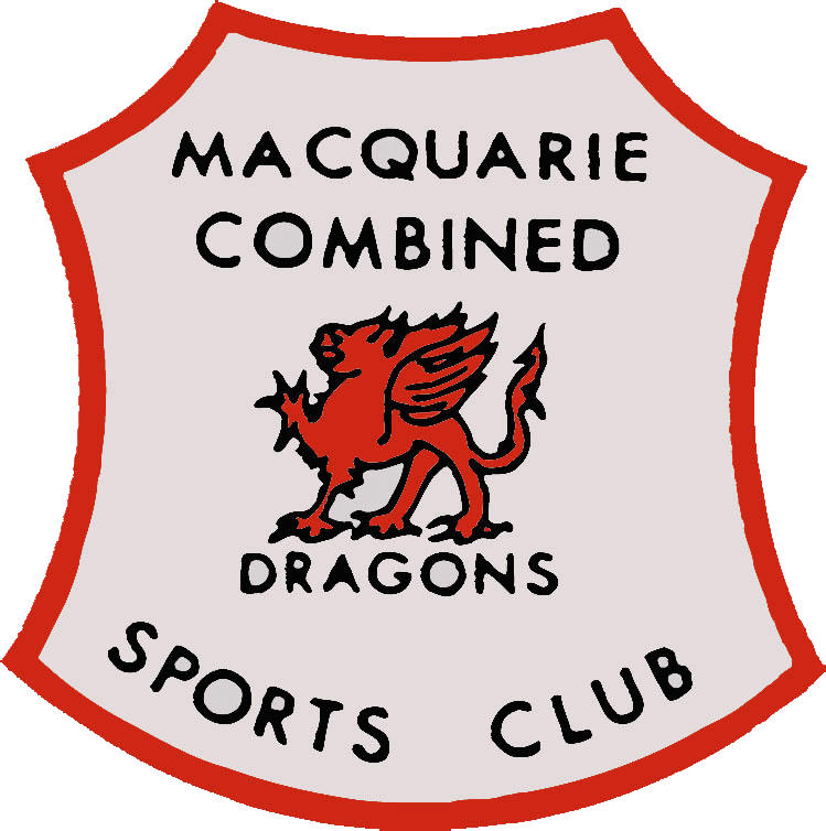 Macquarie Dragons Football Club  Macquarie Dragons Club started in the early 1970s. The club has eleven junior teams as well as a number of senior teams. The club also runs summer soccer (6 a side) based at Waterloo Park, which has proven to be a huge success.   More Info