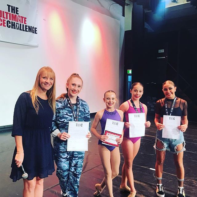 Congratulations to the winners in section 63 at TUDC Wollongong.