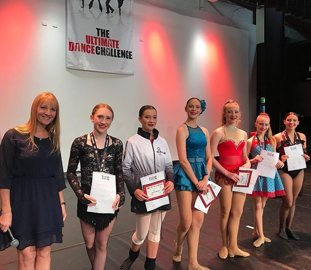 Congratulations to the winners of TUDC Wollongong section 61, 14 years and under pre open Broadway Jazz.