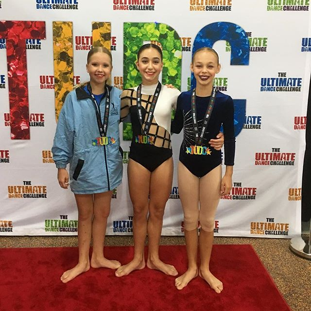 Congratulations to our winners in our 12/u contemporary open section.