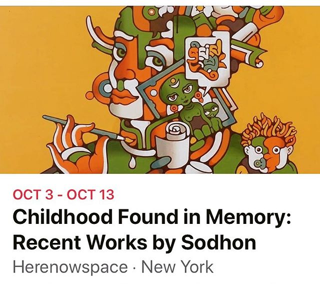 This THURSDAY, Oct. 03 | 6-8:30 pm 🎨 #tibetancontemporaryart #newyork