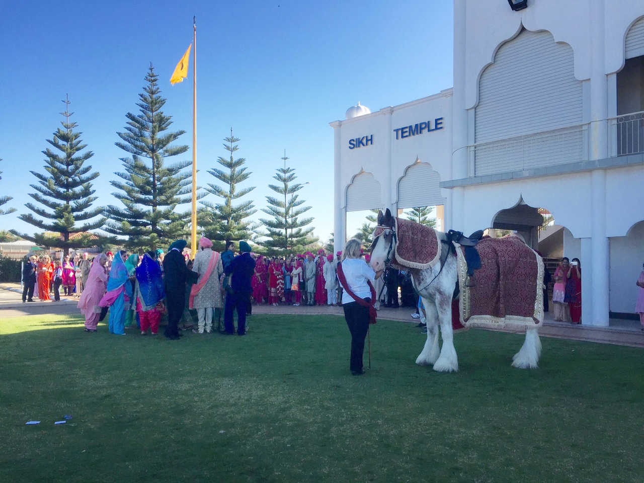 Sikh Wedding -  Wedding section.JPG