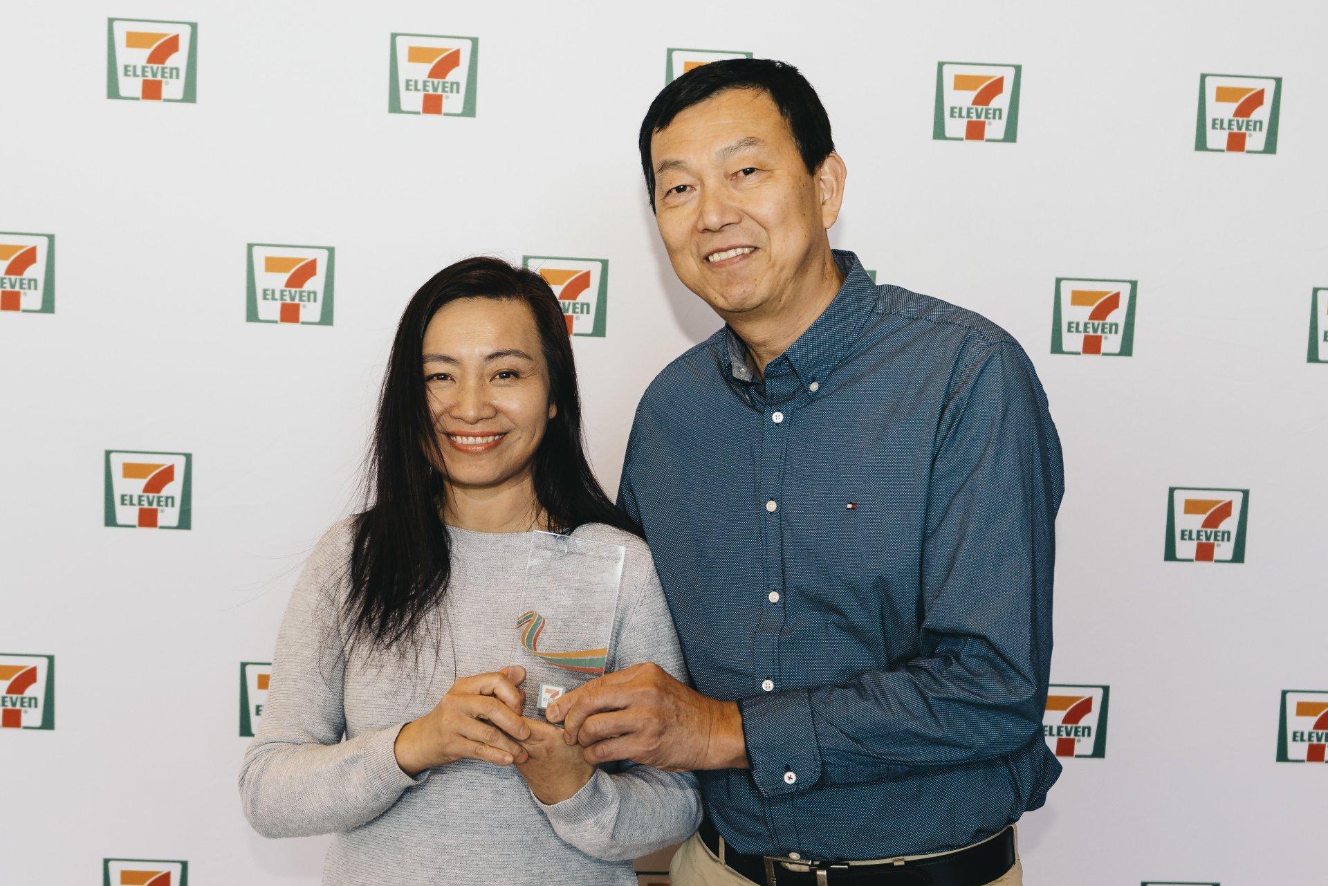 QLD Delight Customers - Julie Jiang and Bin Zhang.jpg