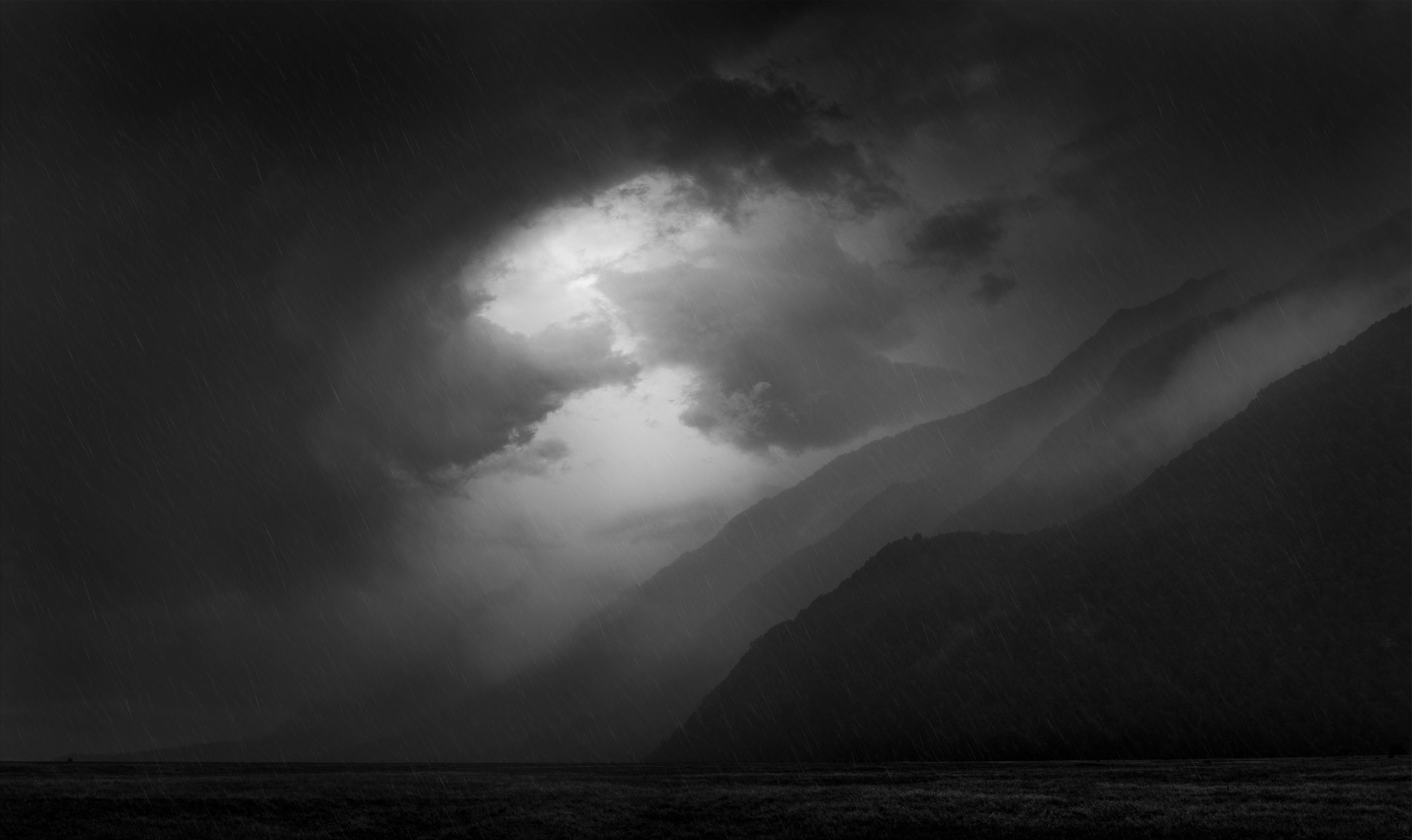 """"""" On the Way to the Sound""""    Milford Sound, New Zealand."""