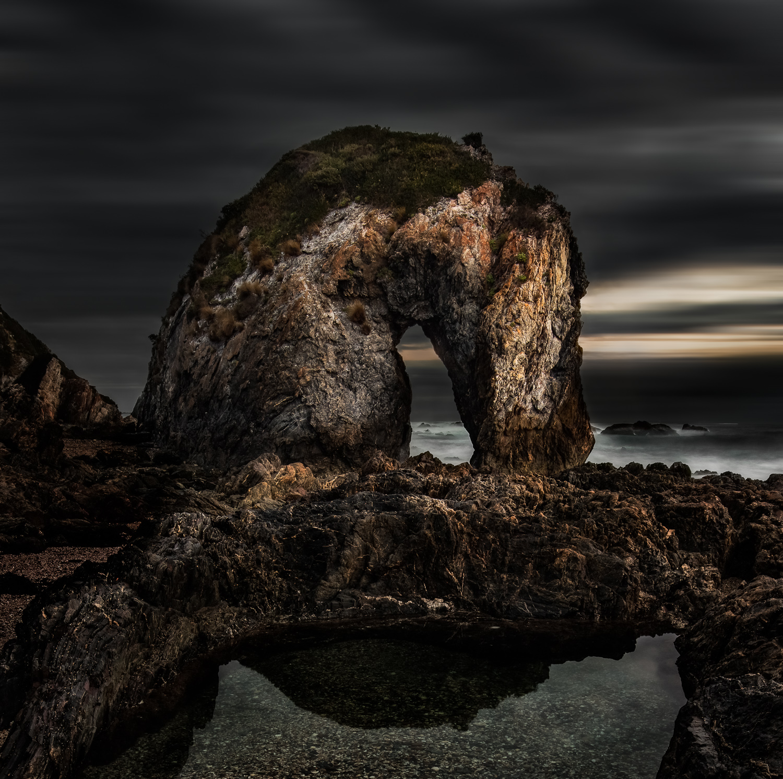 """Dark Horse Bermagui""    Bermagui, NSW, Australia"