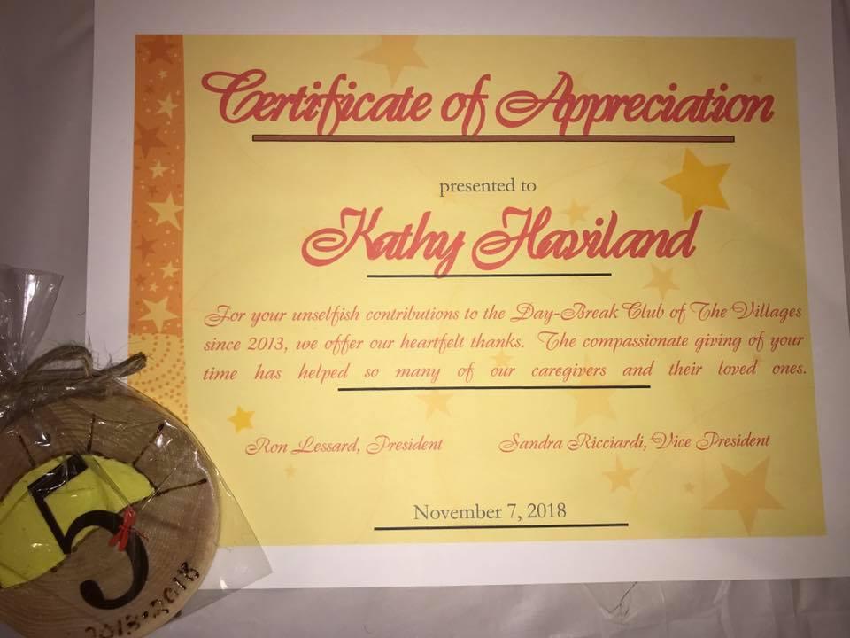 Kathy Haviland Daybreak Club Award.jpg
