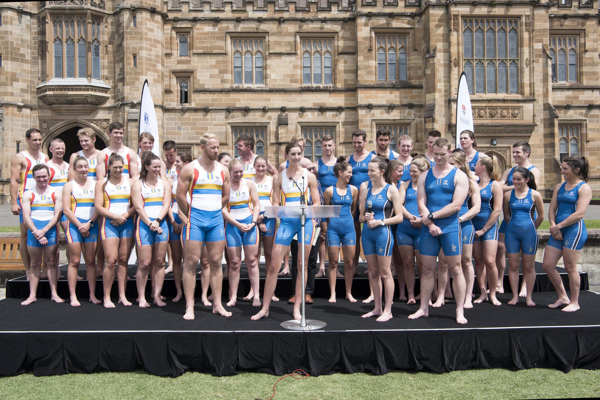 The Sydney and Melbourne crews.jpg