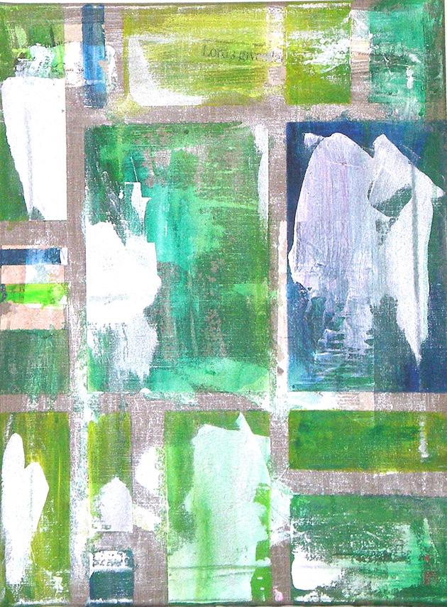 Hope_ Acrylic on canvas (46x61 cm)