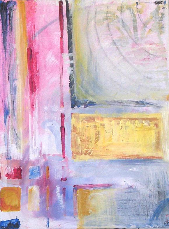 Peace_ Acrylic on canvas (46x61 cm)