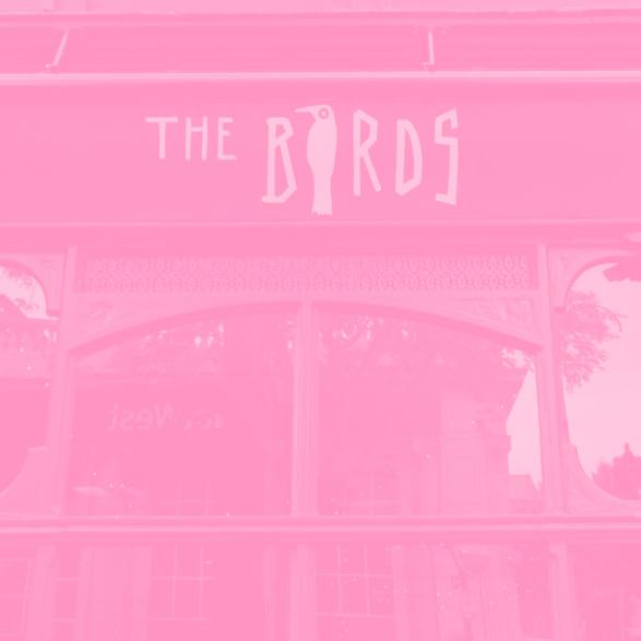 THE BIRDSE11 -