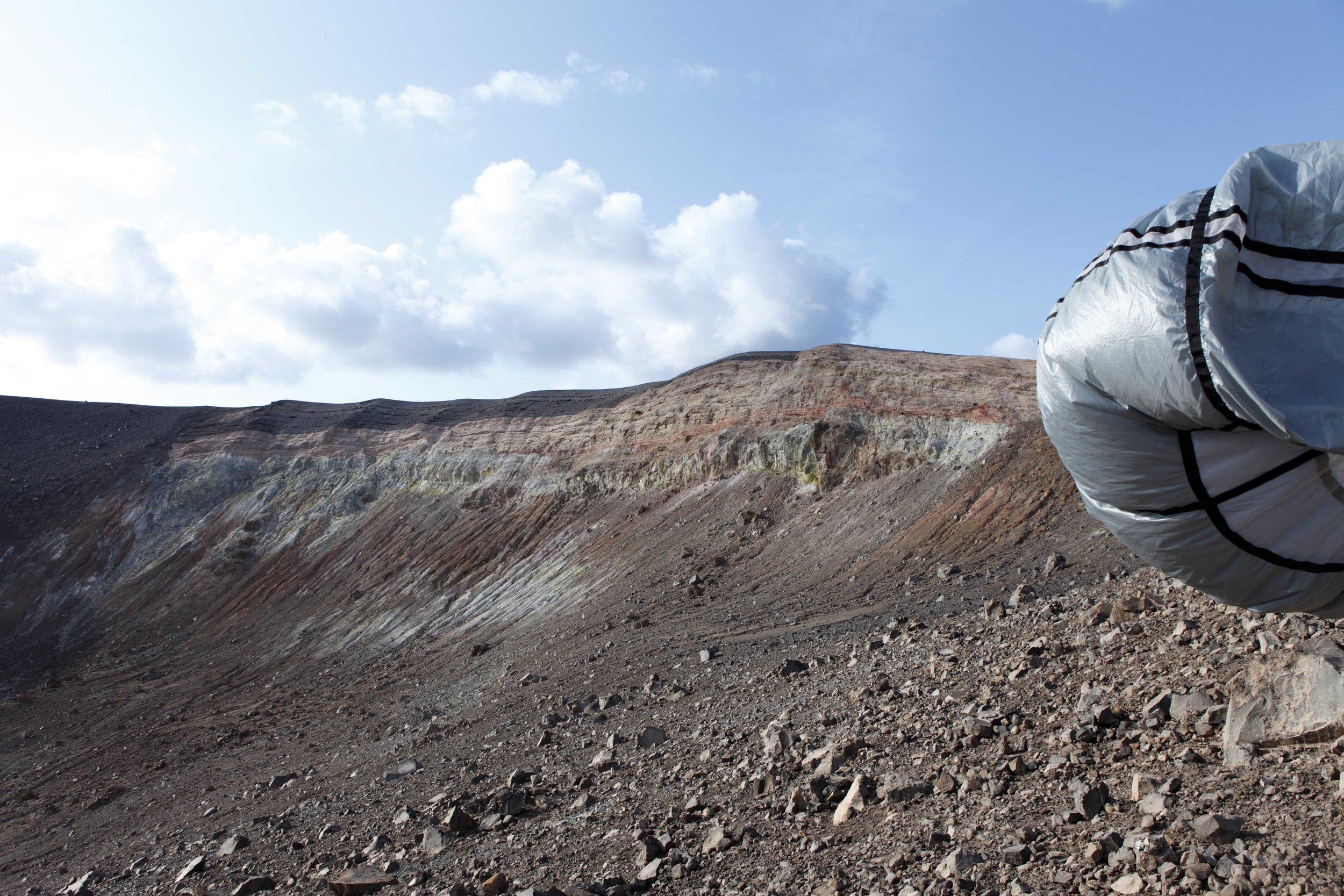 Sissa Micheli Proviant Parachute on Crater 2019.jpg