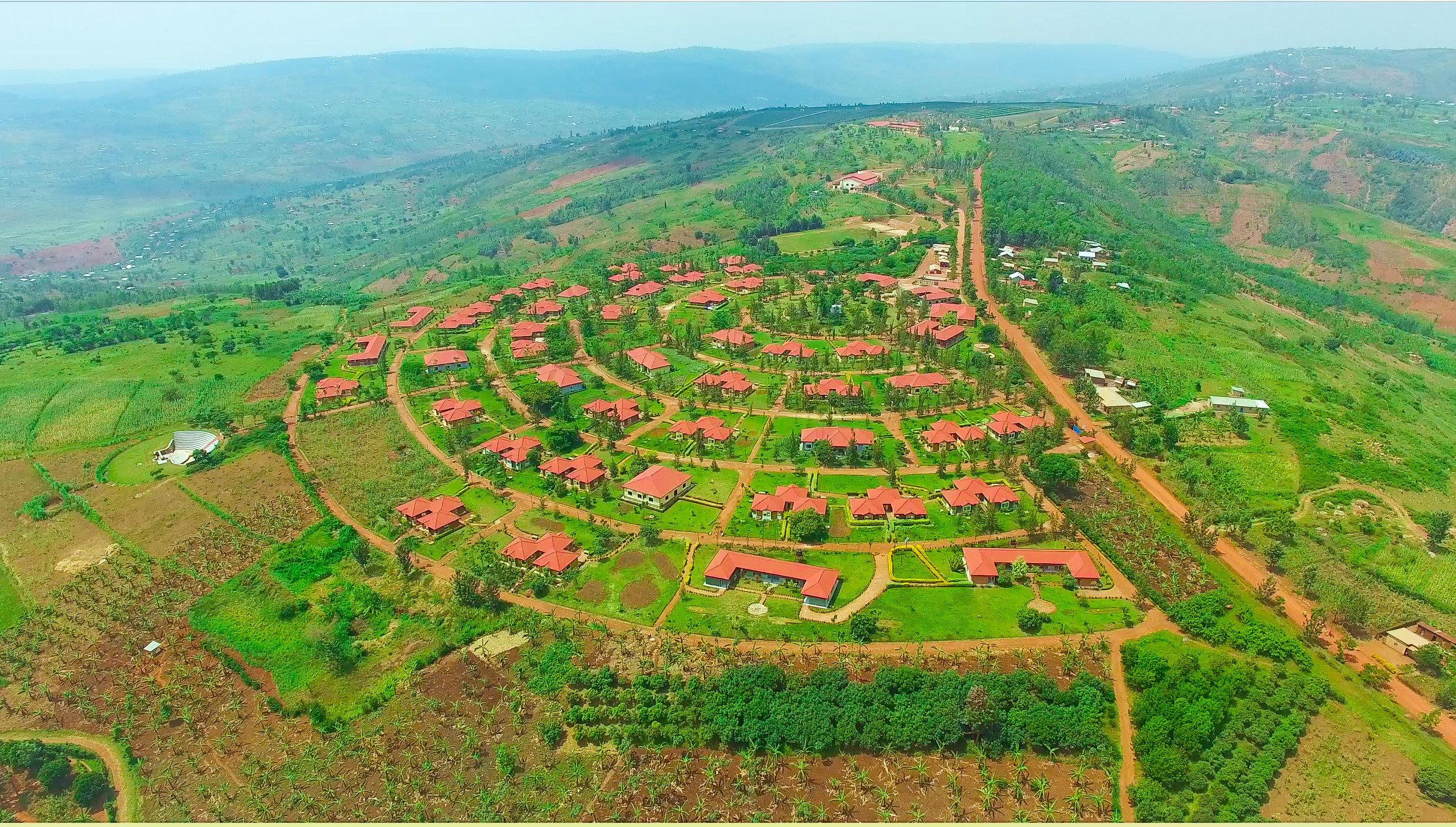 The Agahozo-Shalom Youth Village -  Rwamagana, Rwanda