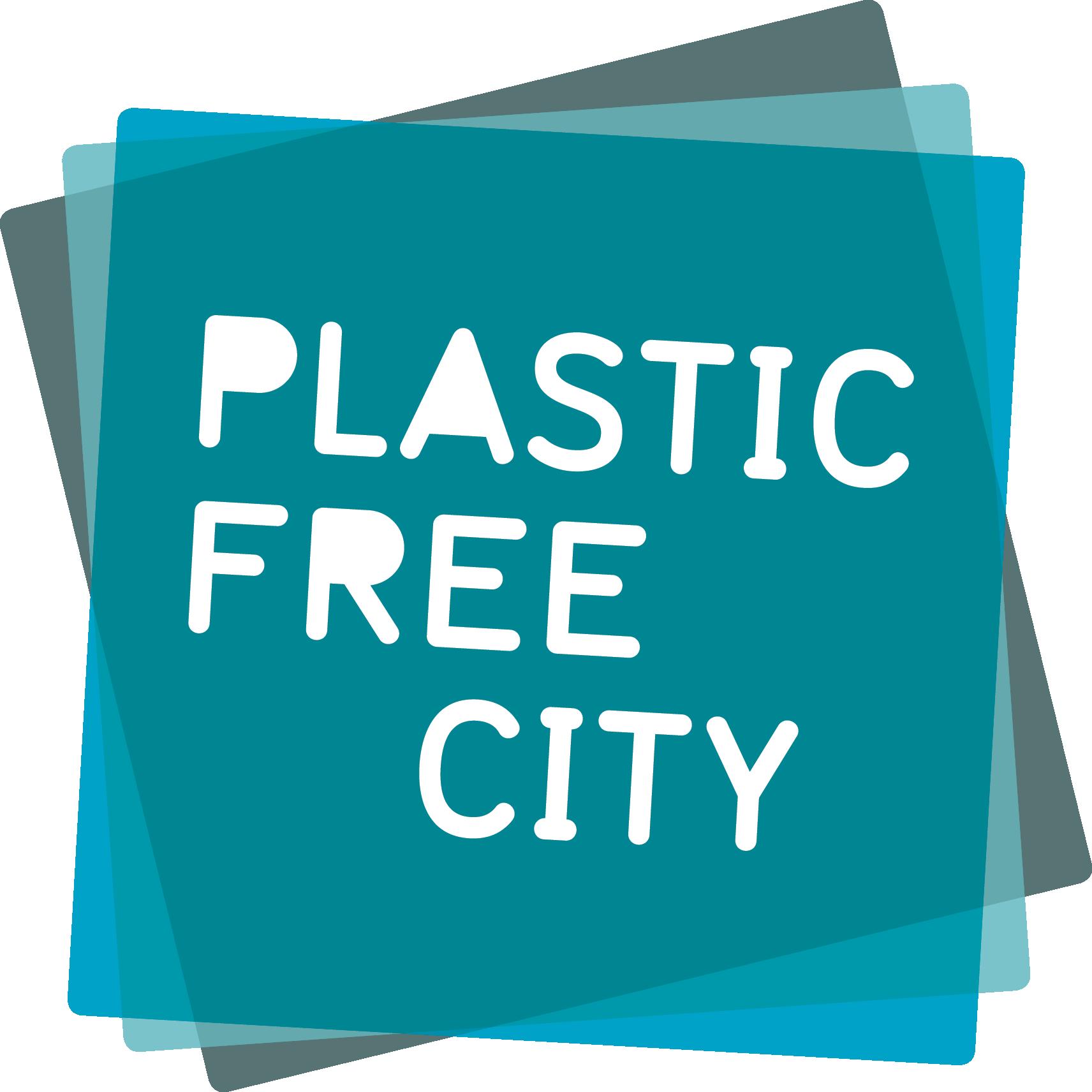 Plastic Free City Logo