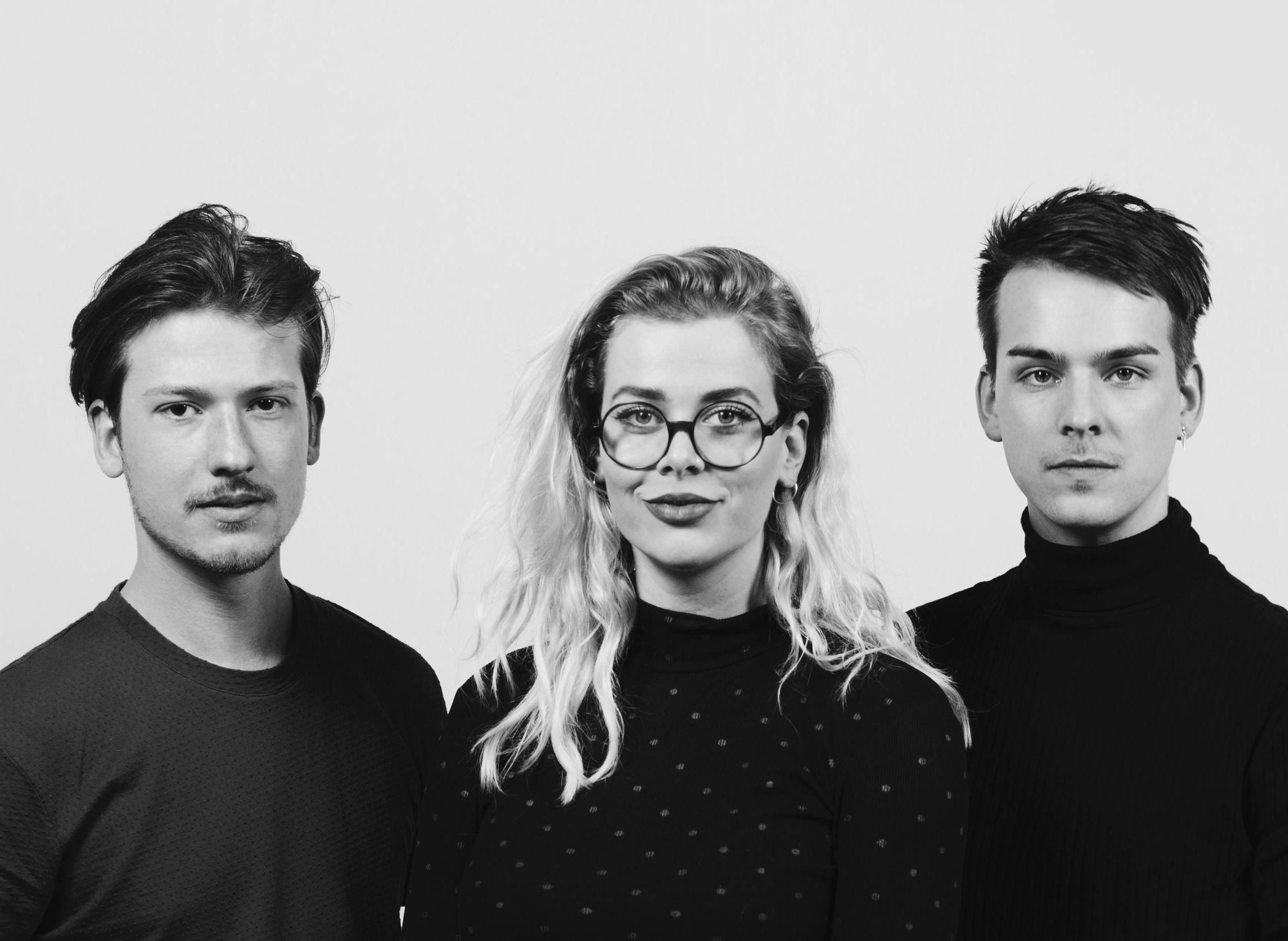 Jasper Luijten  /  Simone Smelt  /  Nick Beens