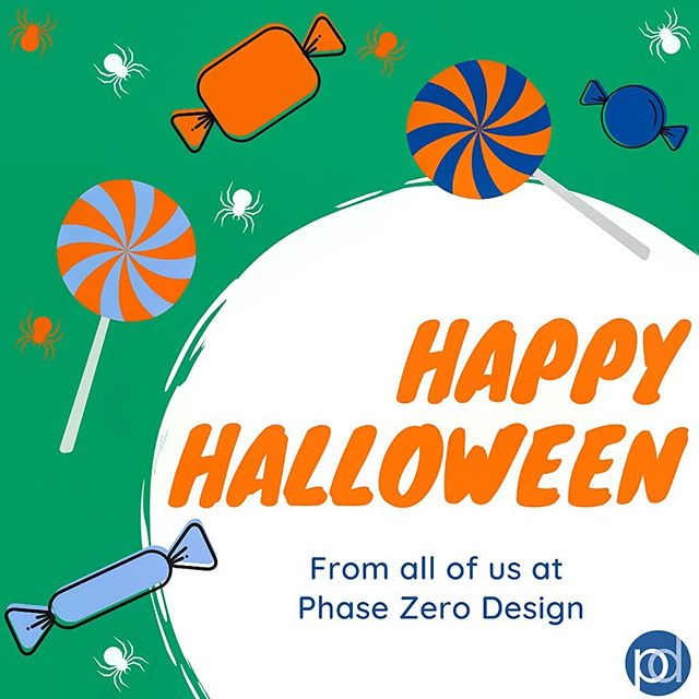 Wishing you a happy, safe, & candy-filled Halloween 👻 🎃