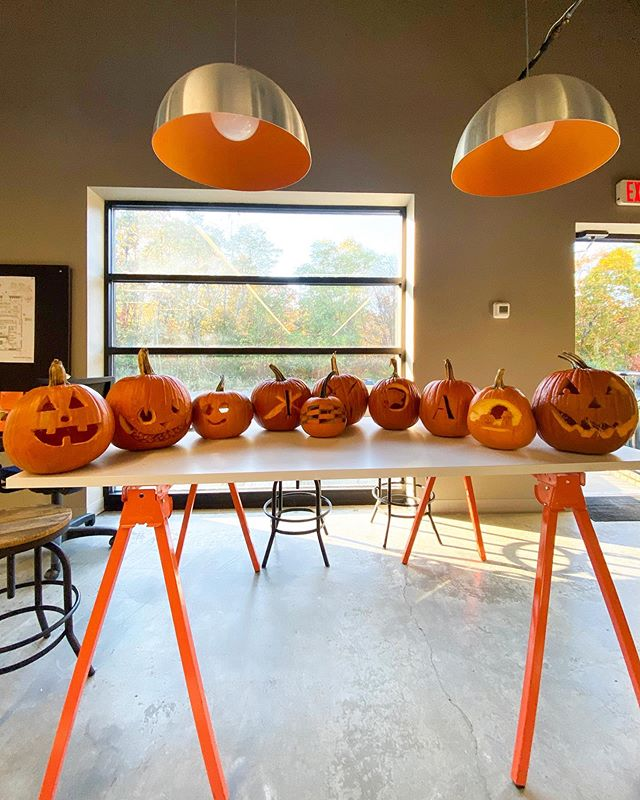 Yesterday was a boo-tiful day at the office! How are you gearing up for Halloween at work? At PZD there are no tricks, just treats 🎃🍭🍬🍫