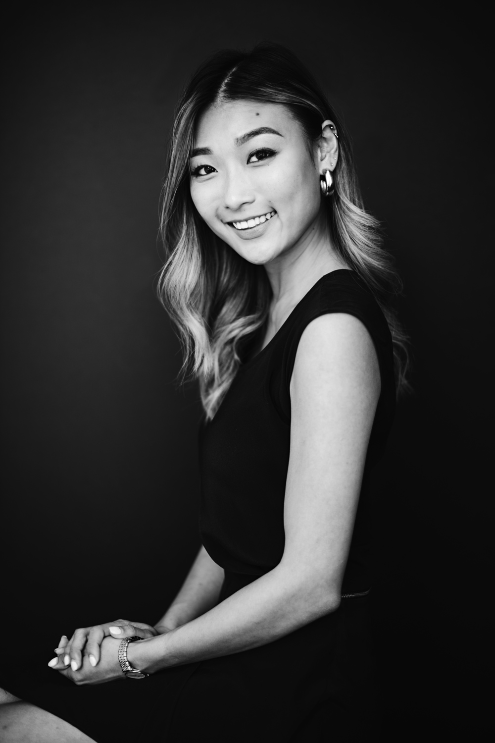 Carolyn Chen - Leads brand and product development. She has a degree in business and was previously a consultant with Bain & Co.