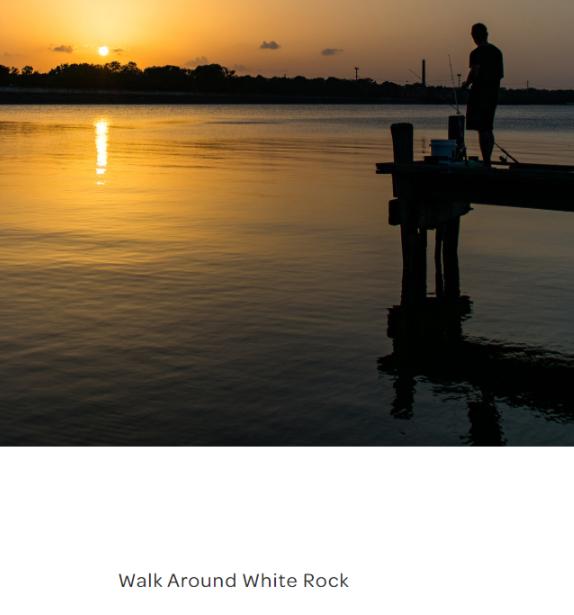 A Walk around White Rock