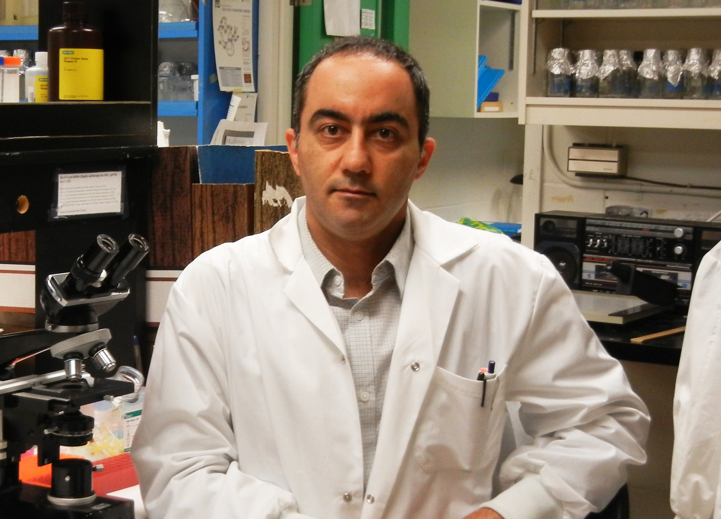 Abdi Ghaffari, PhD - Founder and CSOA scientist with over 20 years experience in development of novel technologies and experimental models in fields of oncology, inhaled nitric oxide therapy, respiratory infection, and wound healing.