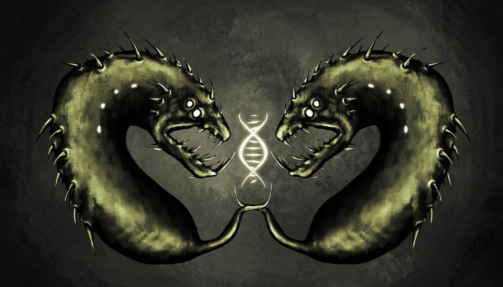 Leviathan - Bacteria