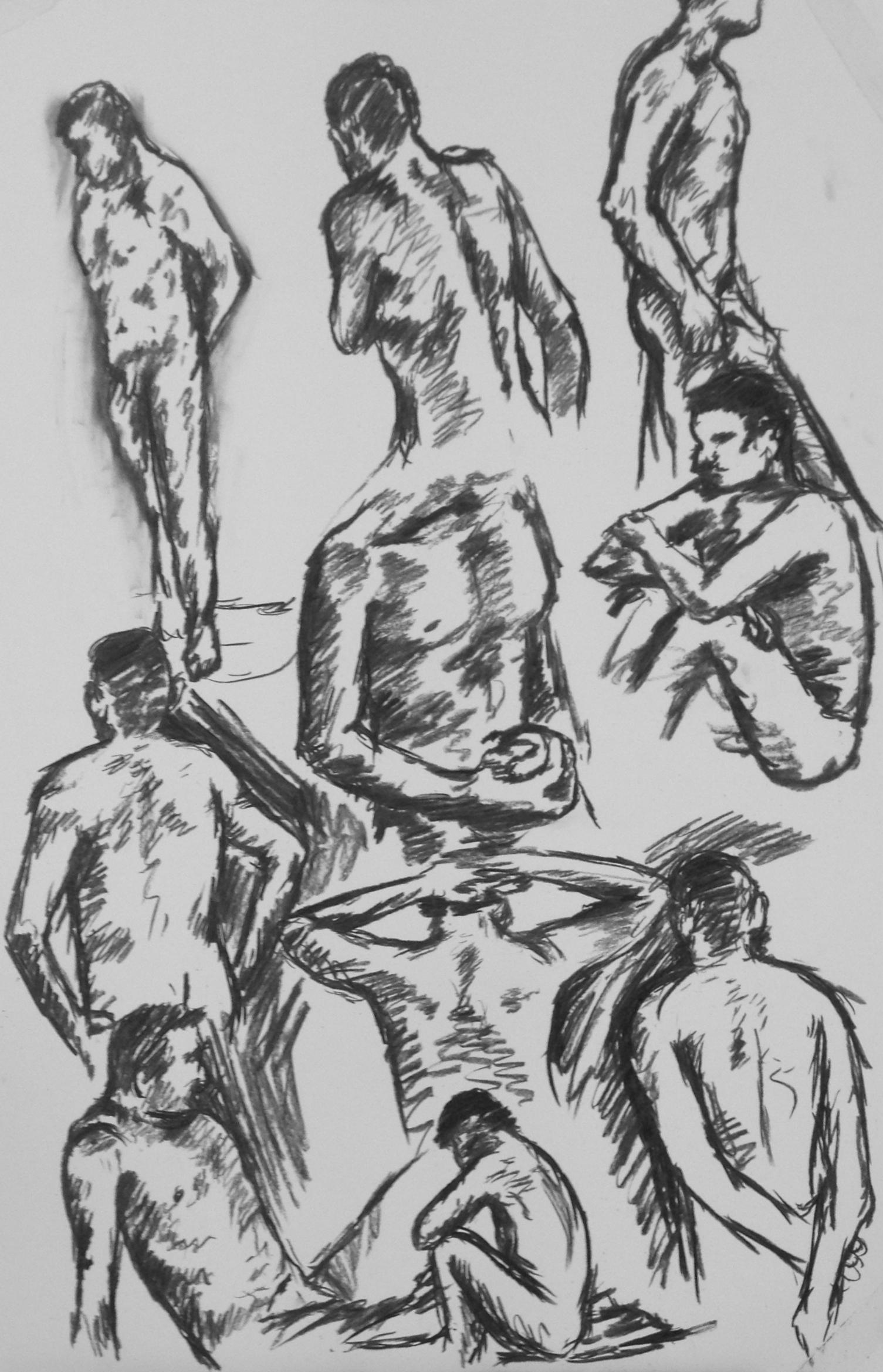 Life Drawing II