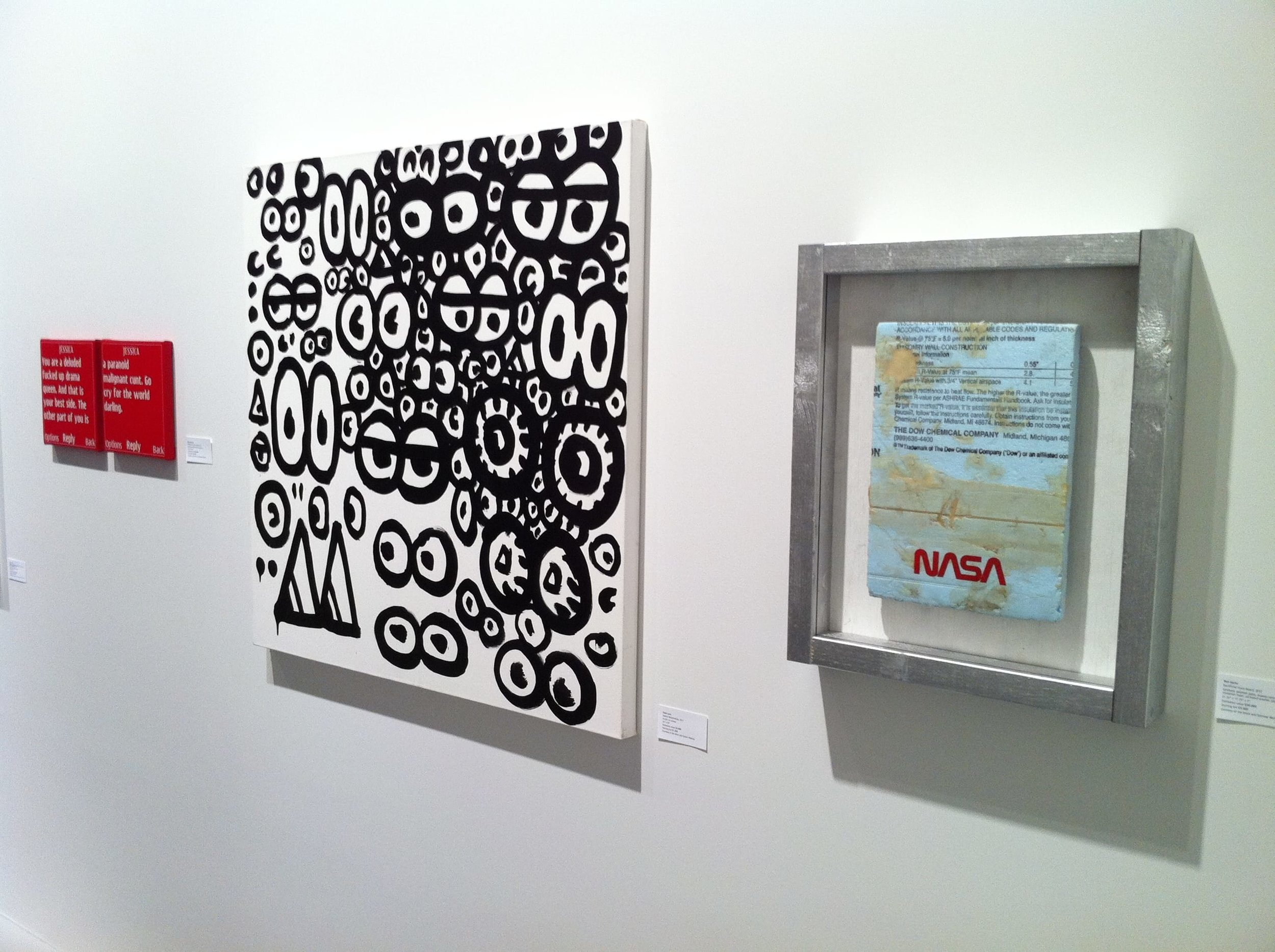 Adam McEwen, Noah Lyon, Tom Sachs