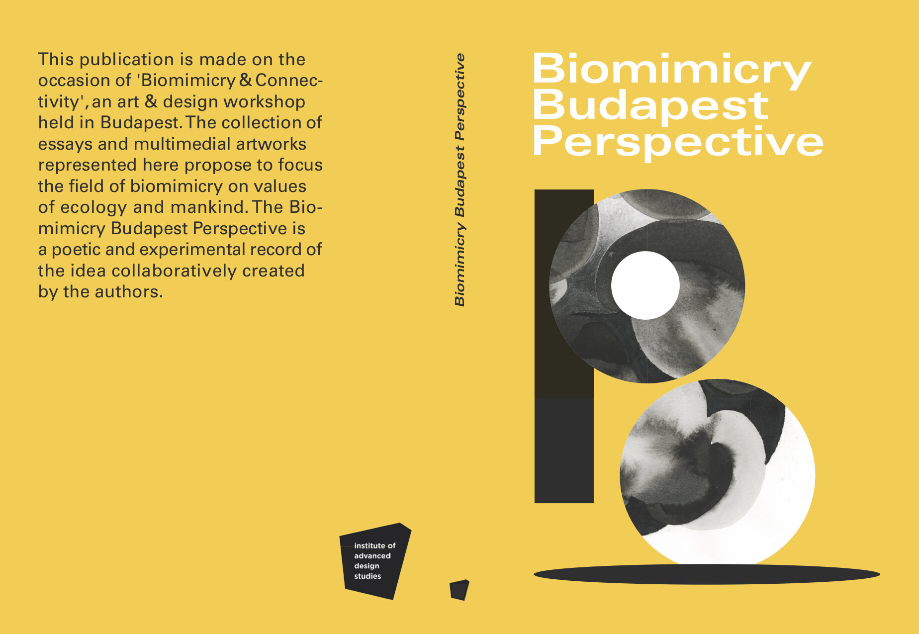 """Publication Vol.1 """"Biomimicry Budapest Perspective"""
