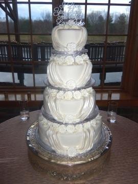 WEDDING CAKES — Patisserie