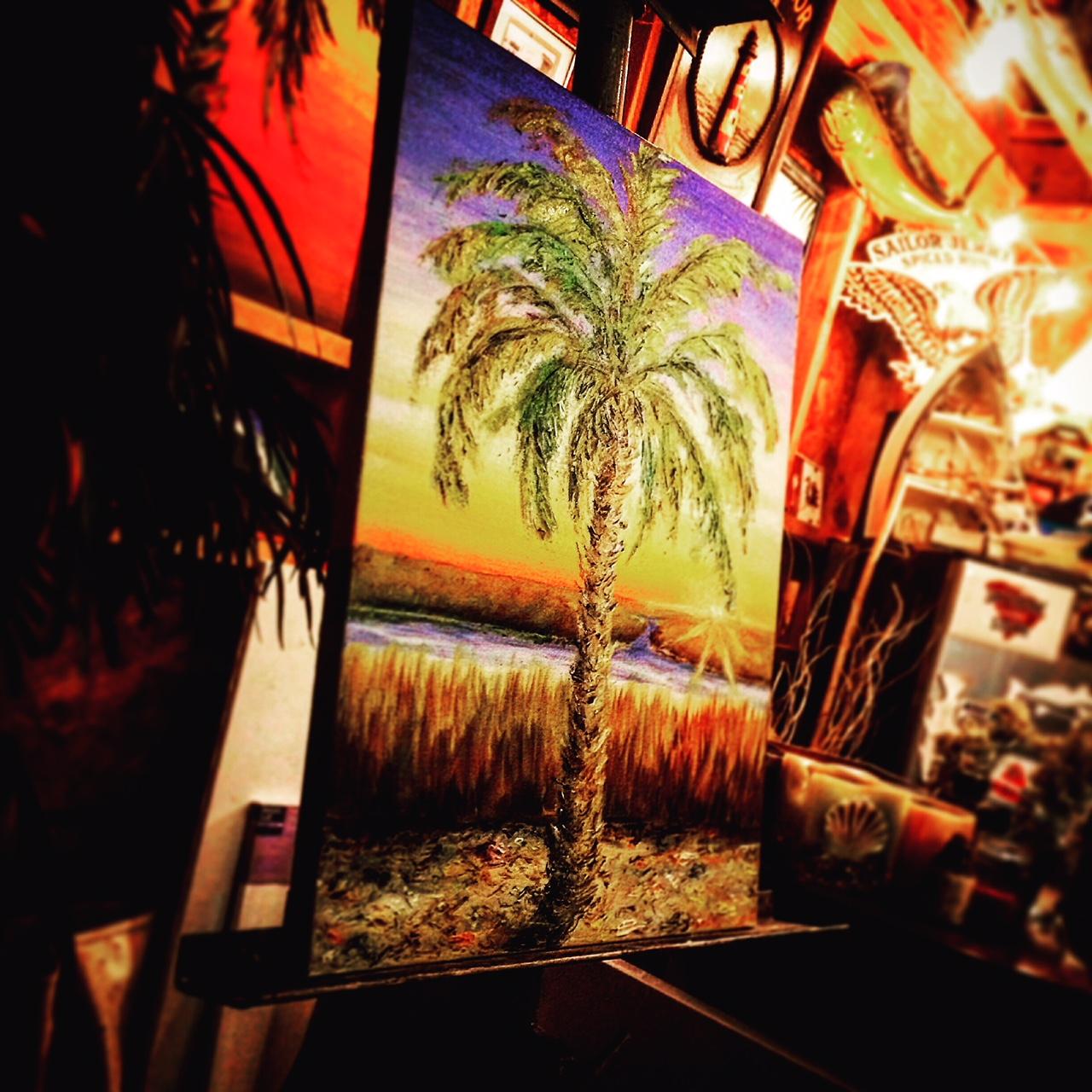 """""""Palm Tree"""""""