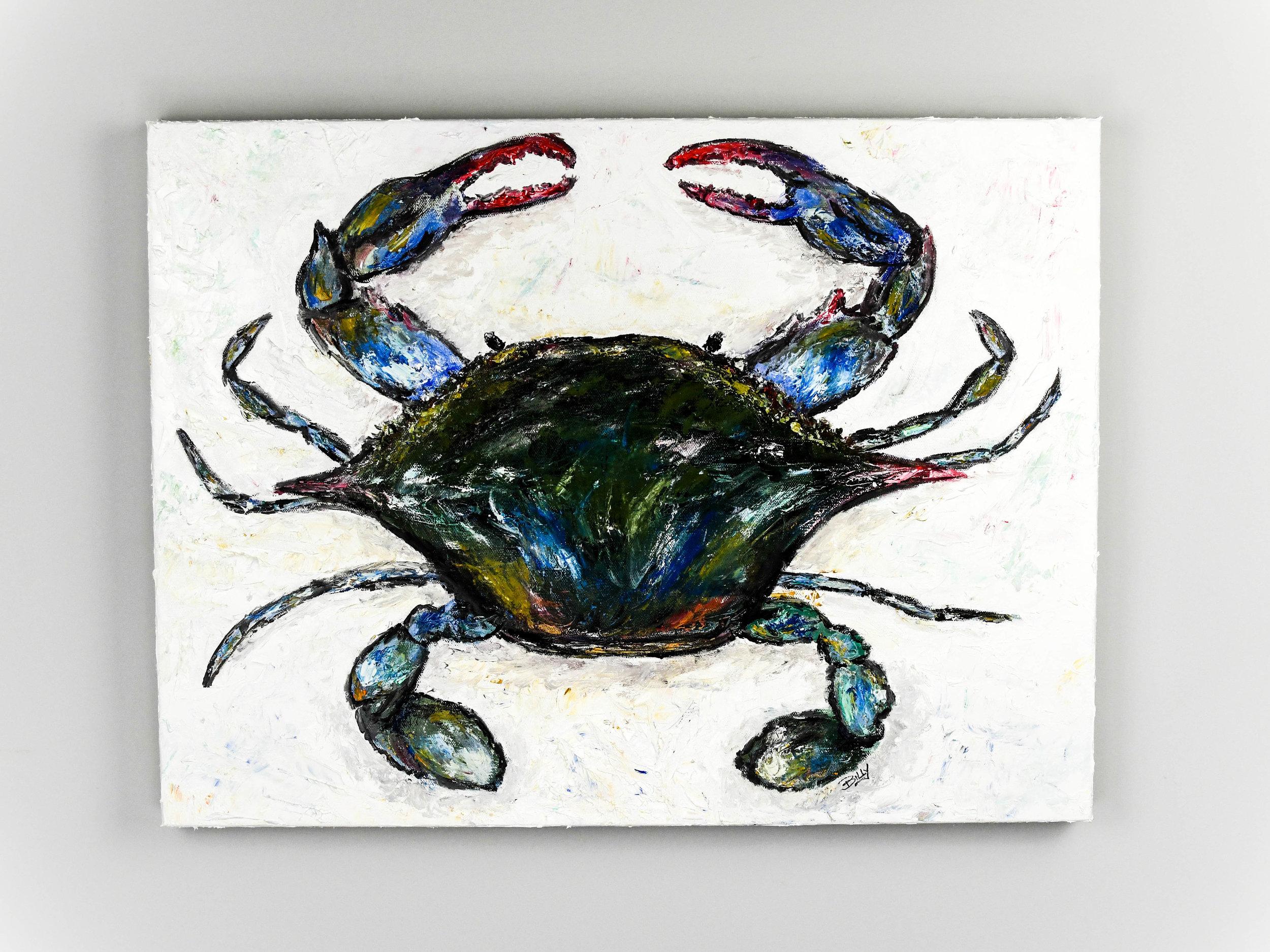 """""""Blue Crab"""""""
