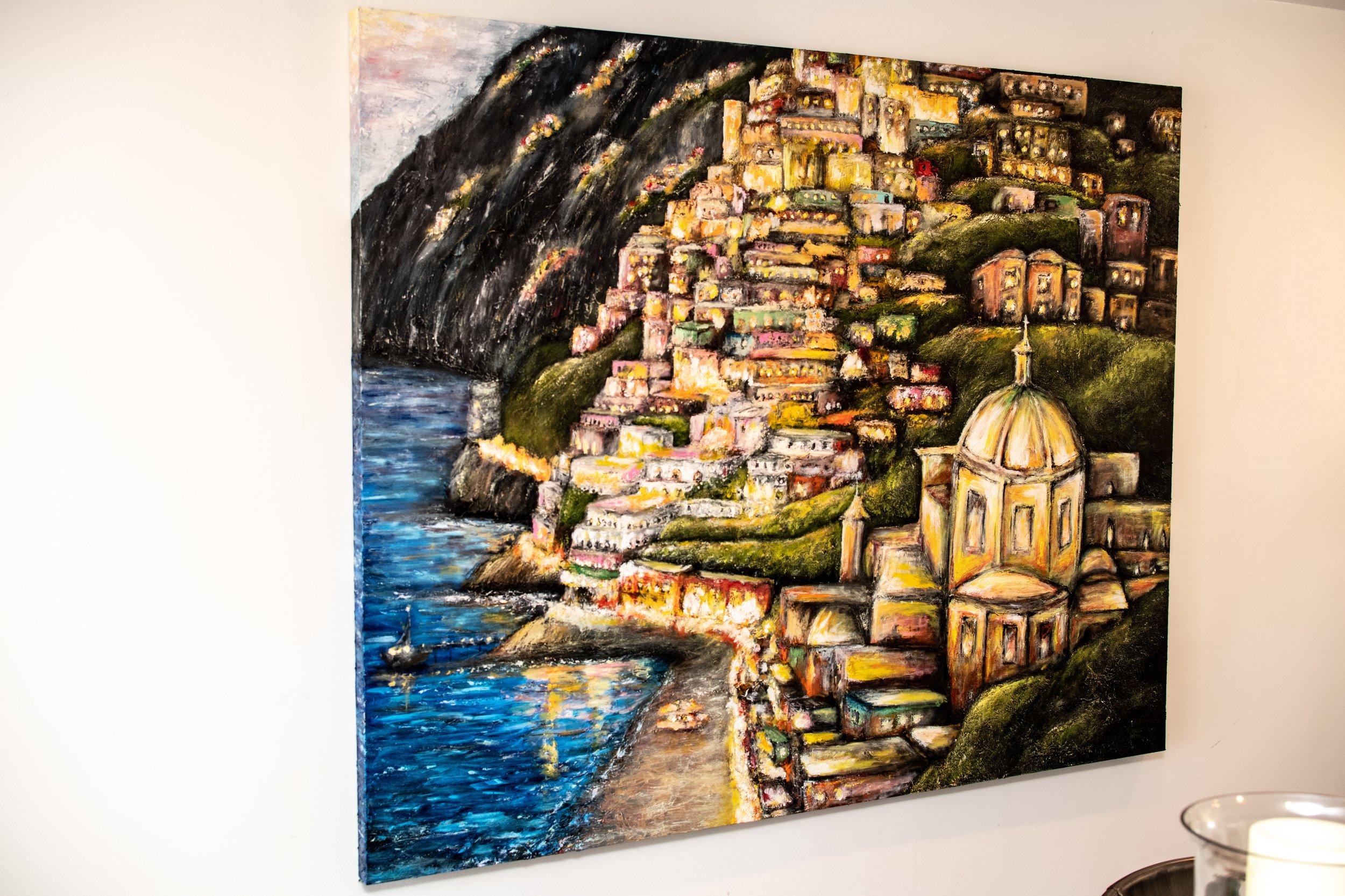 """""""Italian Coast"""""""