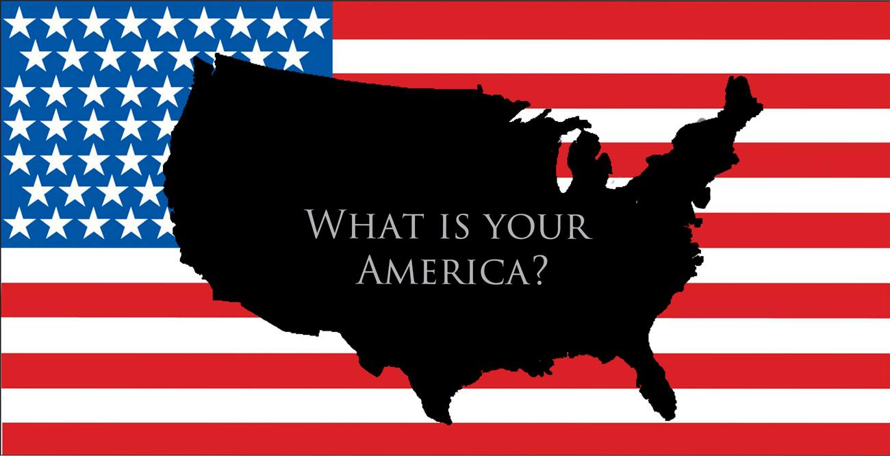 What is Your America? / Sulfur Studios / Savannah, GA - 02.08.-02.19.2017Opening Reception 02.10.2017 at 6pmSavannah, GA