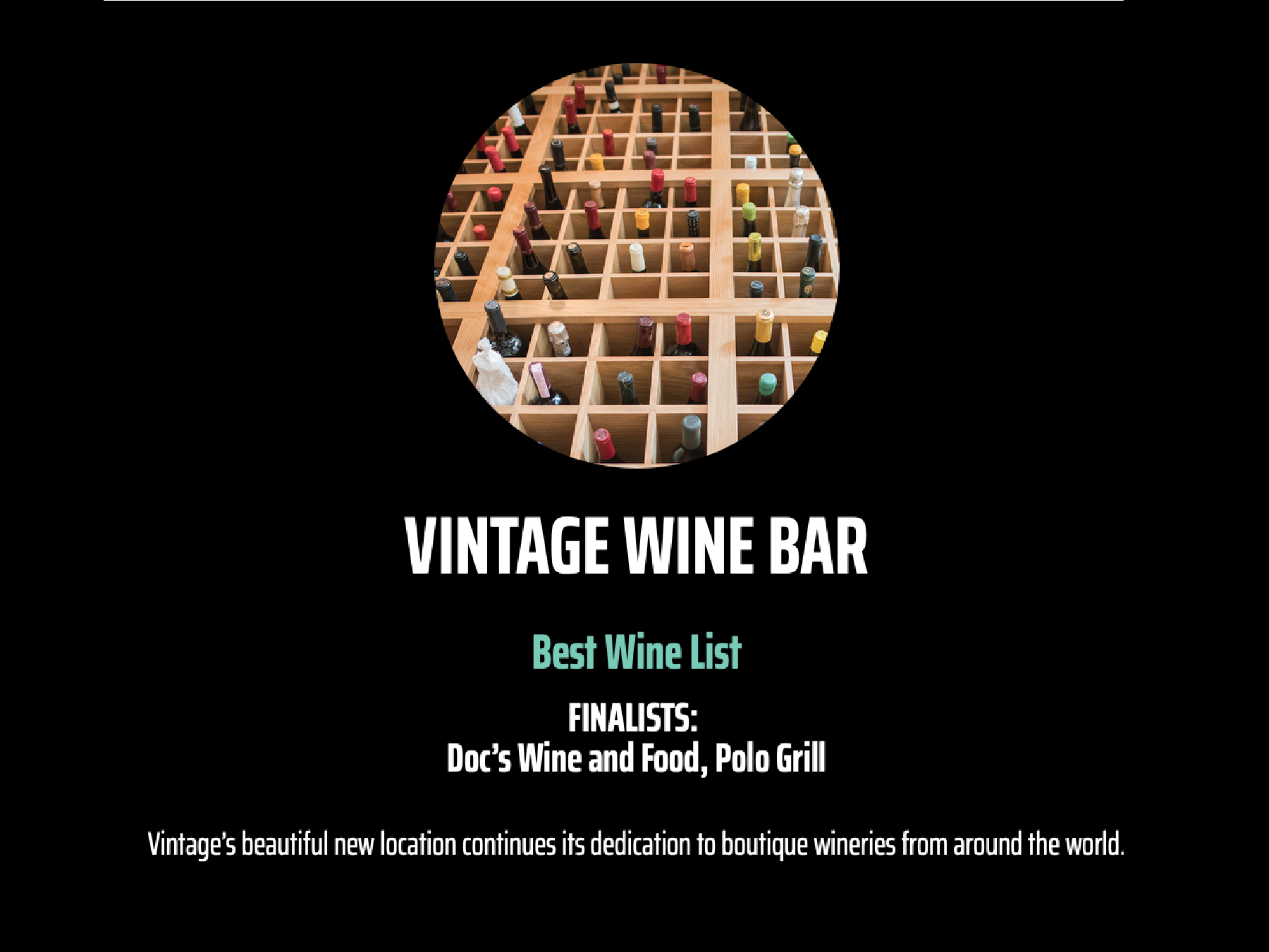 Vintage Wine Bar Tulsa Best Wine List The Tulsa Voice